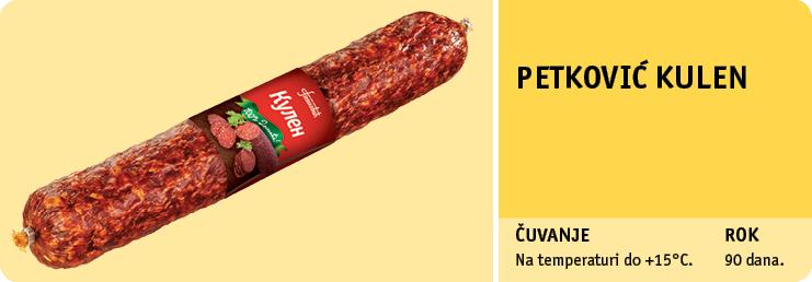 Petković kulen